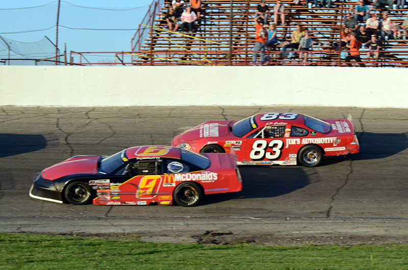The McGunegill Engine Performance Late Models top the bill at Anderson Speedway with three national touring series joining the action this Saturday at ...