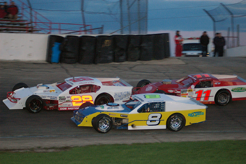 The stars of Midwest modified racing will invade Anderson Speedway ...