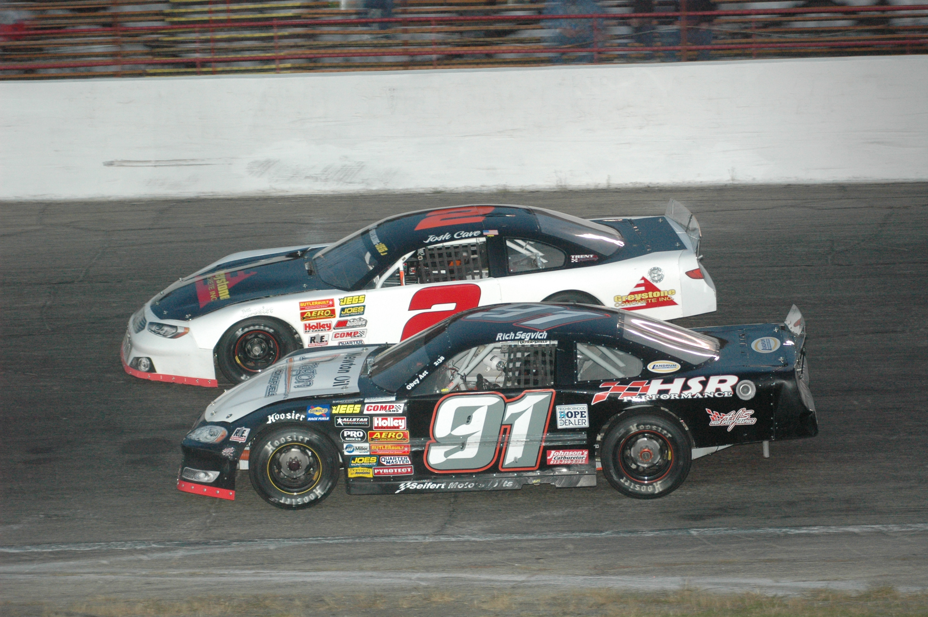 The Champion Racing Association Sportsman Late Models will be making their final appearance of 2017 at Anderson Speedway this Saturday in the Concentrix ...