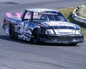 Jeremie Wiggins Number 24 CRS Super Trucks