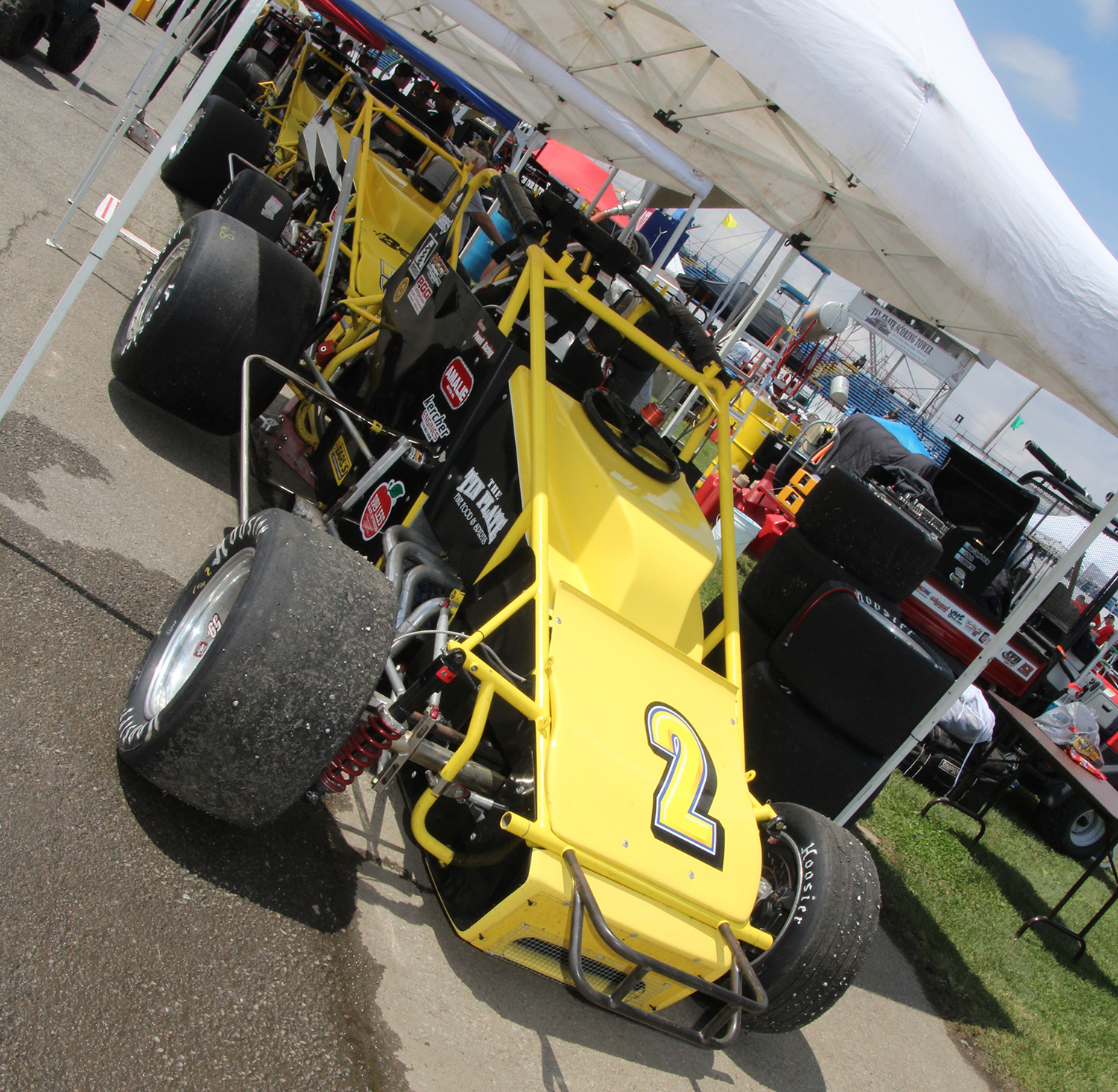 Powell Racing Enters Three for the 70th Pay Less Little 500 presented by UAW-GM