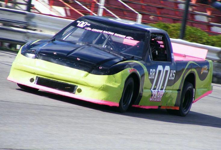 Trucks Racing Returns to Anderson Speedway