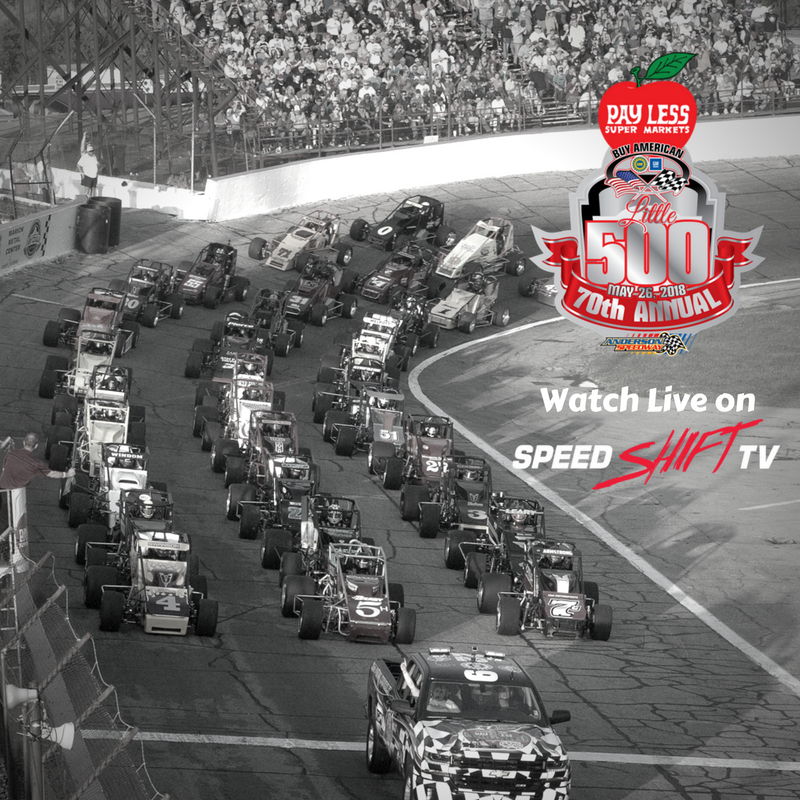 Little 500 Pay-Per-View to be shown on Speed Shift TV