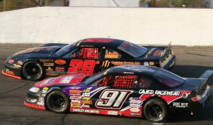 Touring series invade Anderson Speedway