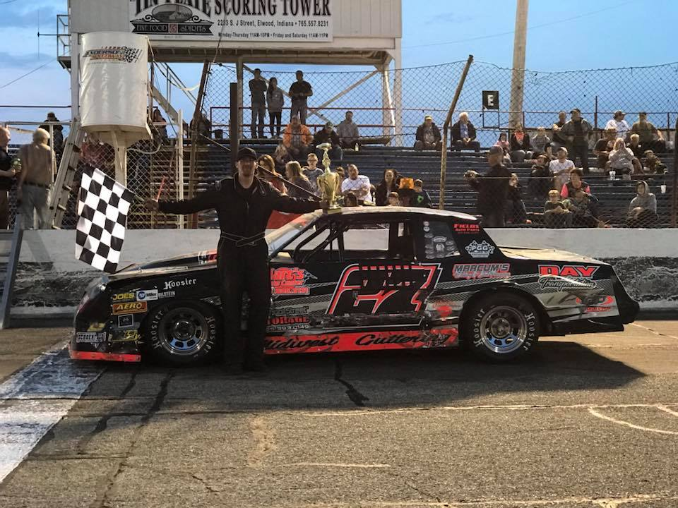 With qualifying playing a crucial role at Anderson Speedway must drivers setting fast times were able to prevail, but Travis Burge was the exception on ...