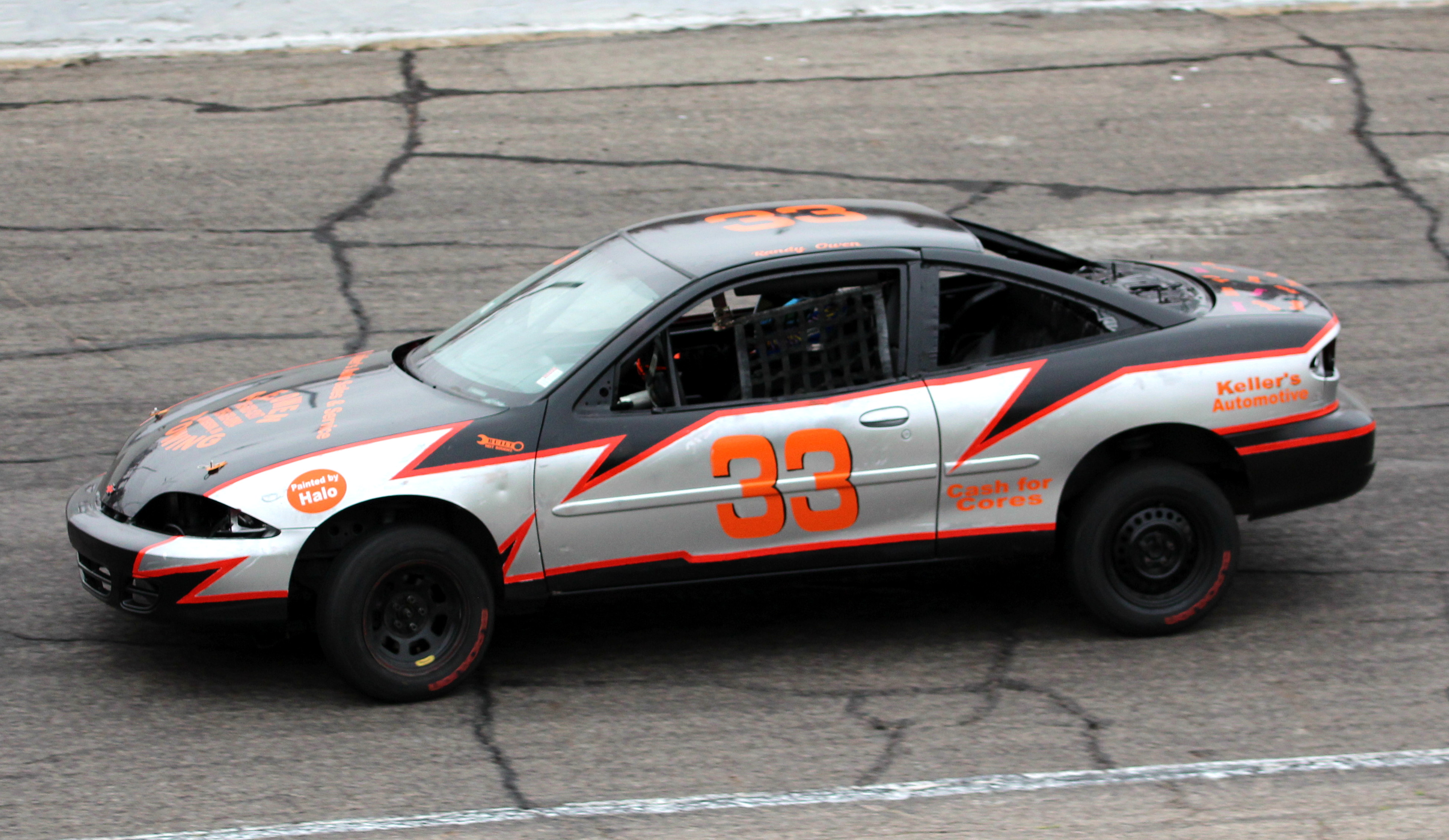 Front Wheel Drives take center stage at Anderson Speedway