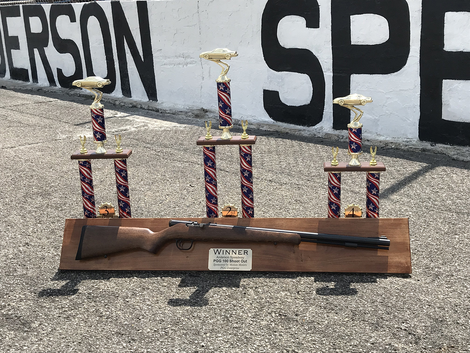 Motion Motors/PGG Shoot-Out 100 up Next for the Vore's Welding CRA Late Model Sportsman