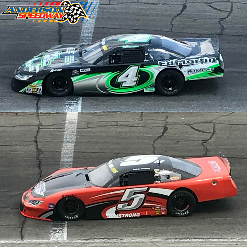 Armstrong Brothers Go Head to Head in Redbud 400