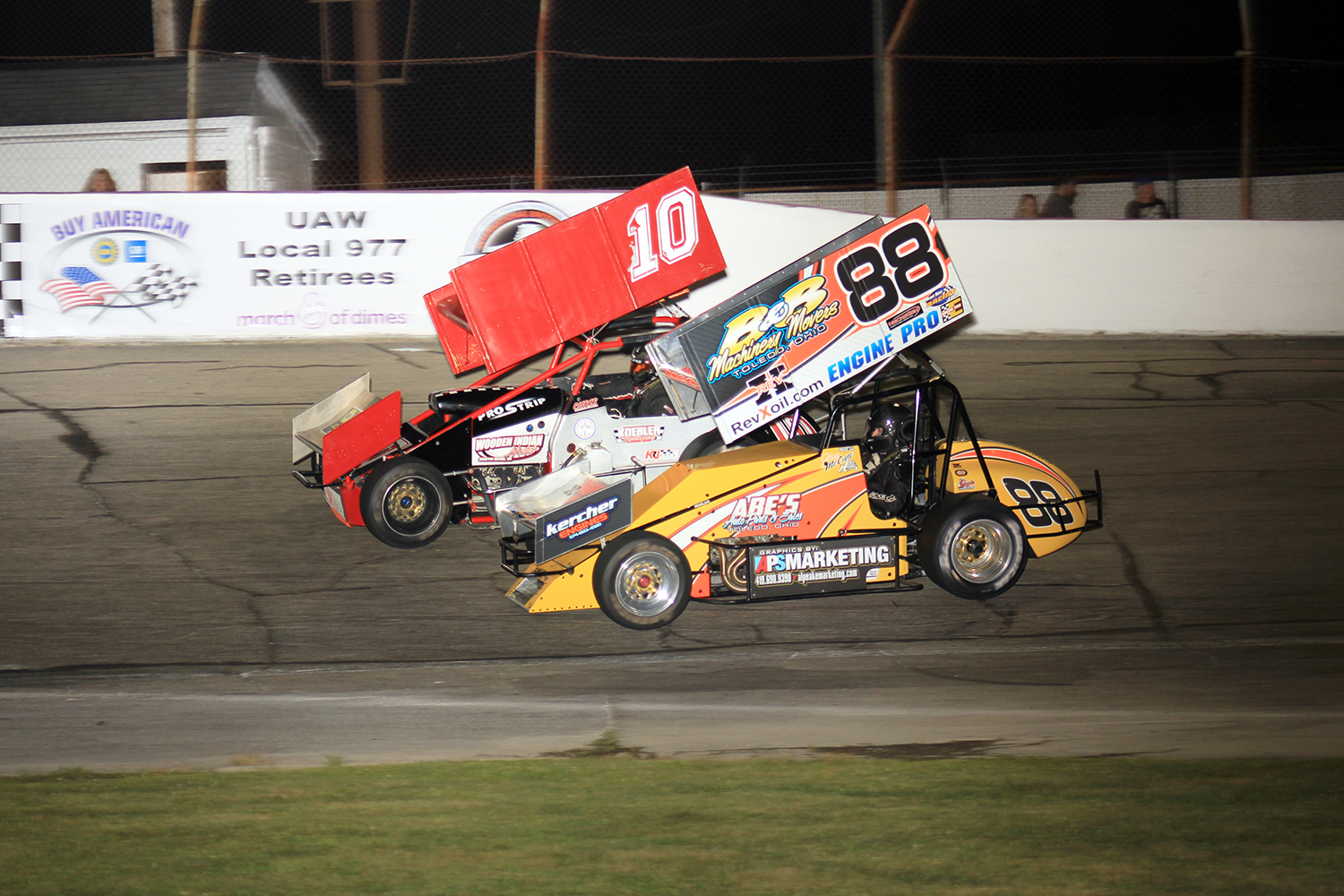 ANDERSON, IN – The fastest cars in short track racing the Must See Racing Series Winged Sprints will be invading Anderson Speedway this Saturday for ...