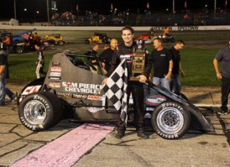 Roahrig Scores Tony Elliott Classic Win; Gladish, VanVelkenberg First Time Anderson Winners