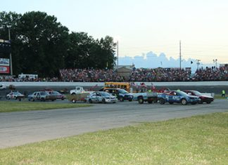 Anderson Indiana Speedway- Home to the World's Fastest High